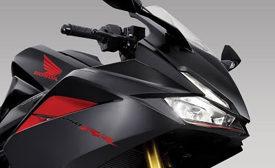 Fitur Honda CBR250RR