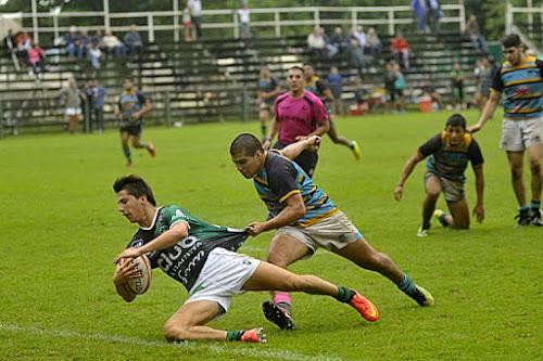 Tucumán Rugby estableció claras diferencias en el debut