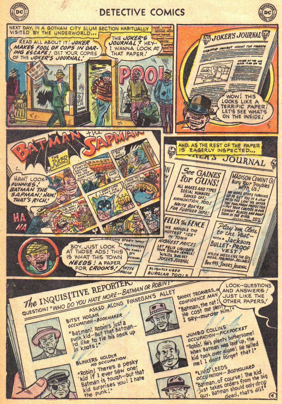 Detective Comics (1937) 193 Page 5
