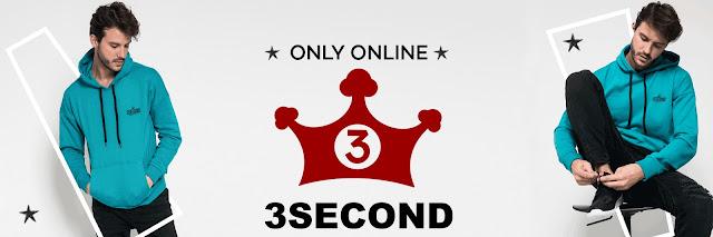 Nyamannya Membeli Jaket Pria di Online Store 3second