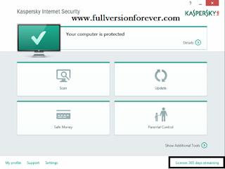 Kaspersky Internet Security 2015 Free License Keys