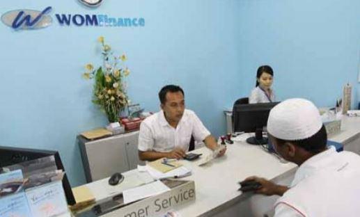 Alamat Lengkap Dan Nomor Telepon WOM Finance Sulteng Dan Gorontalo