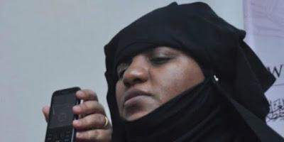 TUNANETRA Bukan Halangan Untuk Menghafal AL-QURAN, Wanita ini Membuktikan nya.., Wanita buta hafal alquran, menghafal alquran lewat smartphone ponsel