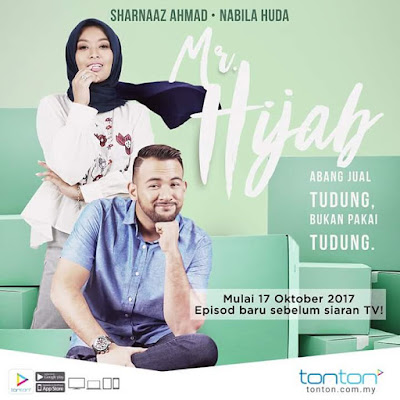 Mr.hijab,drama mr.hijab,sinopsis drama mr.hijab,ost lagu drama mr hijab, pelakon drama mr.hijab , mr.hijab slot iris tv3