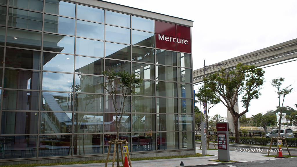 沖繩那霸美居酒店 - Mercure Okinawa Naha | Studio Mo