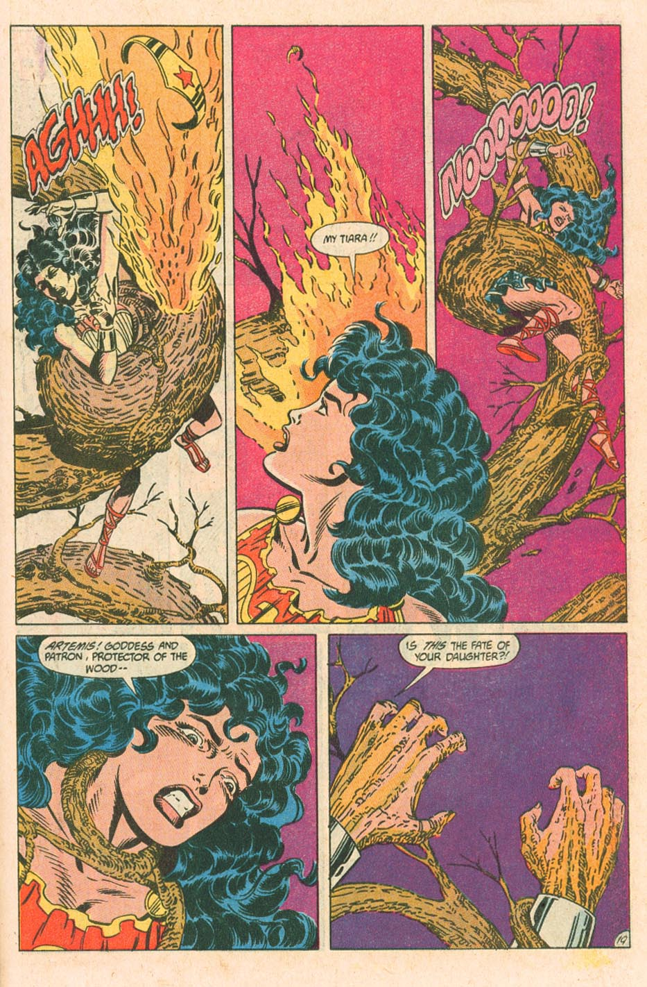 Read online Wonder Woman (1987) comic -  Issue #38 - 20