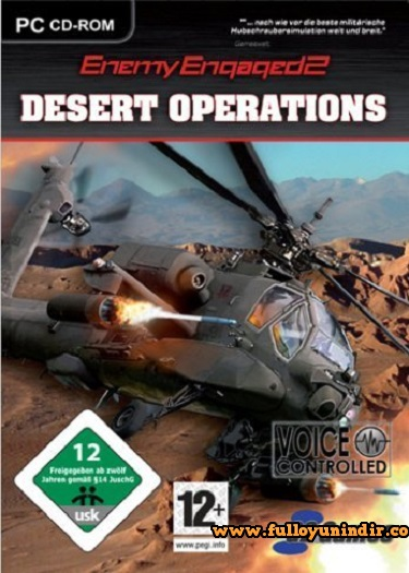 Enemy Engaged 2: Desert Operations Rip