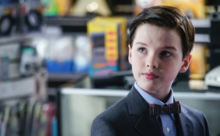 Young Sheldon - Episode 1.18 - A Mother, a Child, and a Blue Man's Backside - Promo, 3 Sneak Peeks, Photos + Press Release