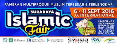 Surabaya Islamic Fair 2016