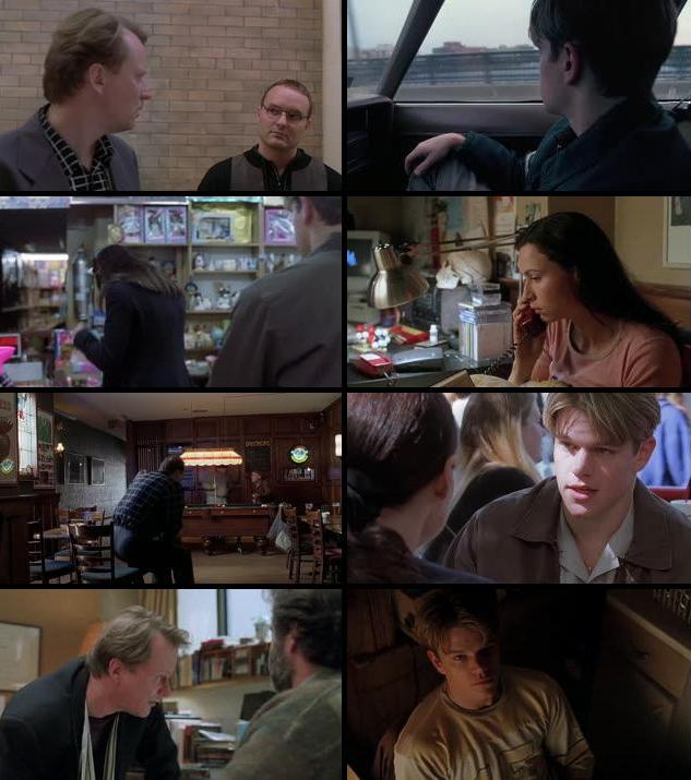 Good Will Hunting 1997 Dual Audio Hindi 720p DVDRip