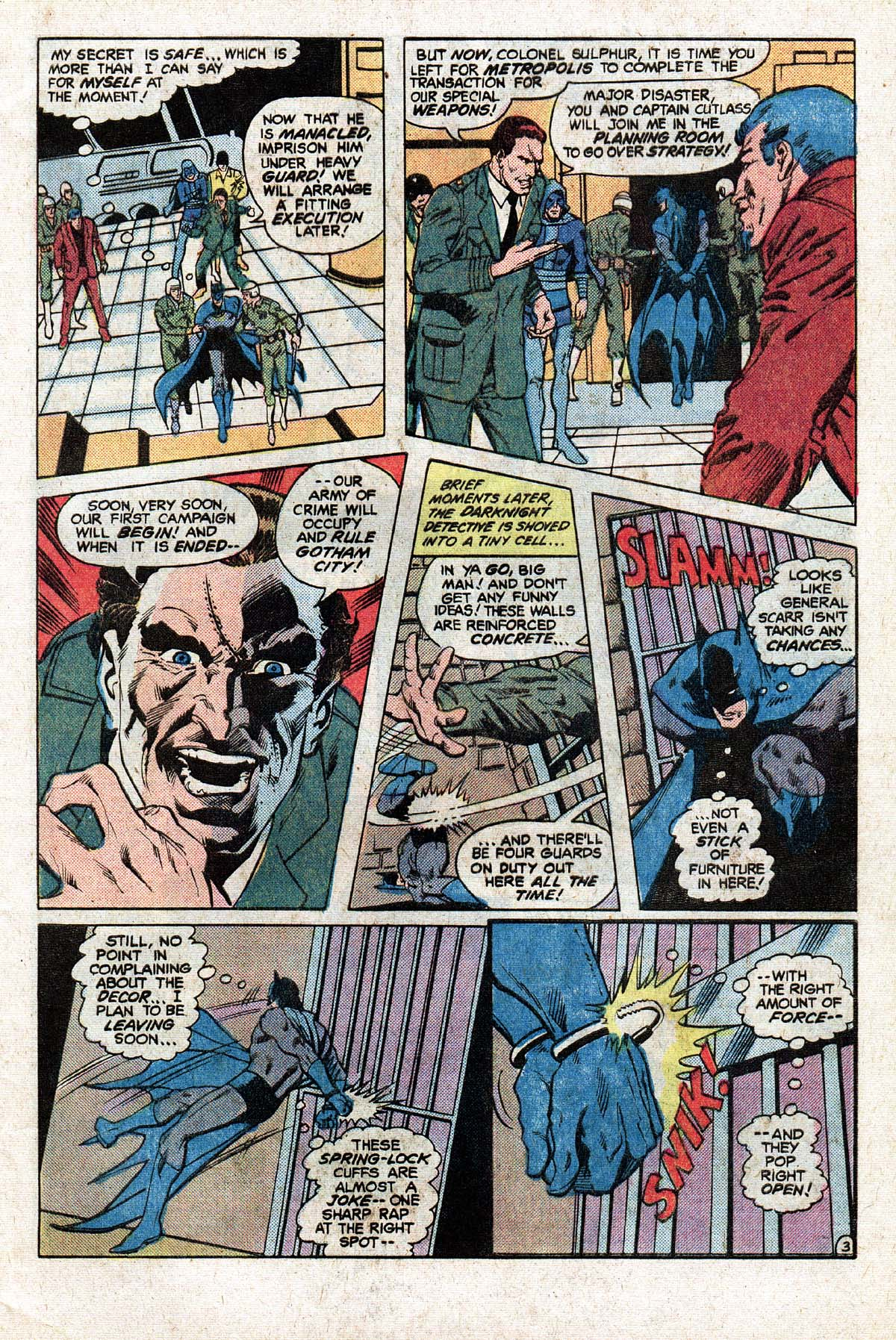 Read online World's Finest Comics comic -  Issue #280 - 4