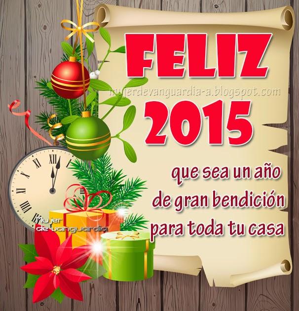 Tarjetas nuevas de feliz año nuevo 2015 para compartir