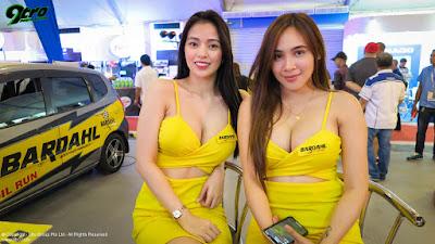 Koleksi%2BFoto%2BWanita%2BCantik%2BAuto%2BShow%2BBangkok%2B20186 Deretan Foto Gadis Cantik Di Auto Show 2018 Manila