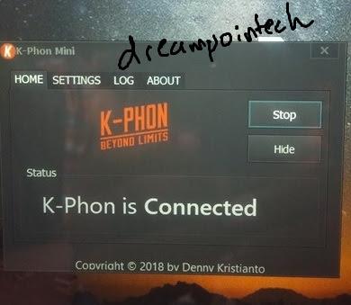 K-Phon Yoomee free internet