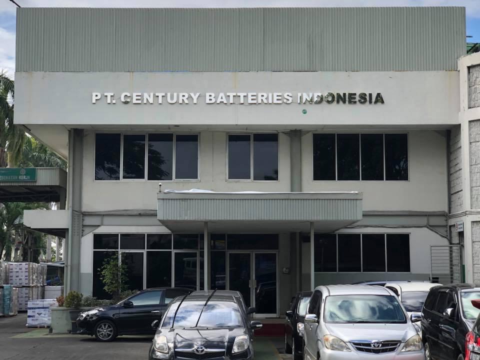 Info Loker Terbaru PT.Century Batteries Indonesia untuk Bagian Operator produksi
