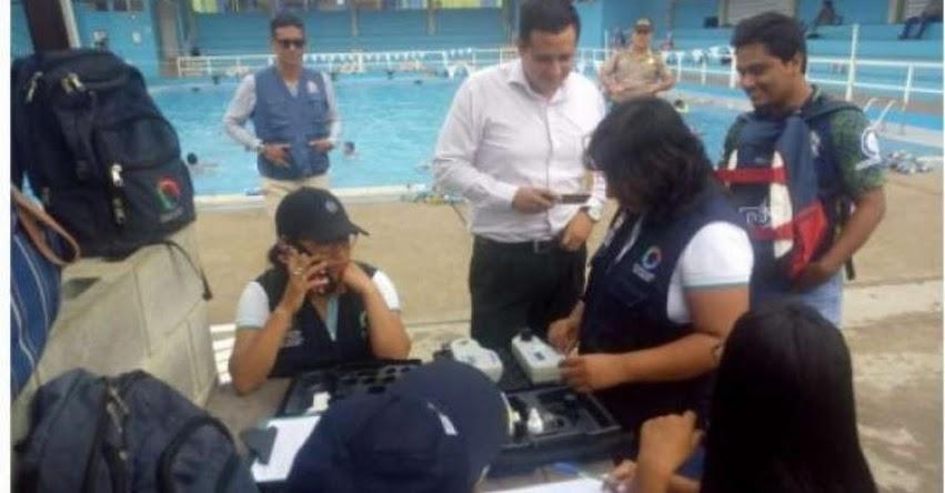 Clausuran piscina de la Universidad Nacional de San Martín por insalubre