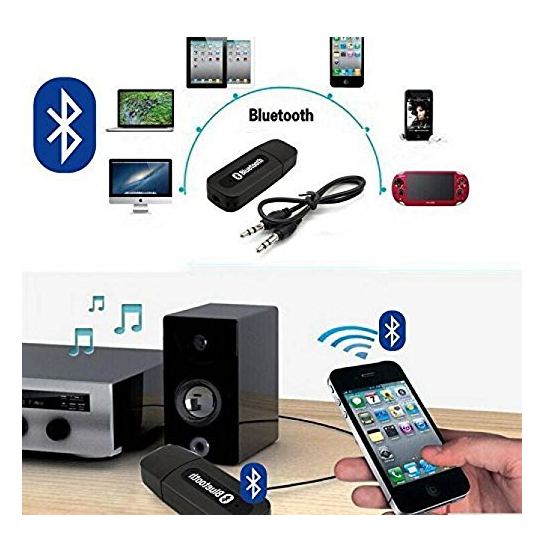 Wireless Bluetooth Audio Receiver (Adaptor)