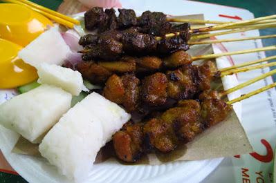 Chong Pang 1 Chicken Wing & Satay