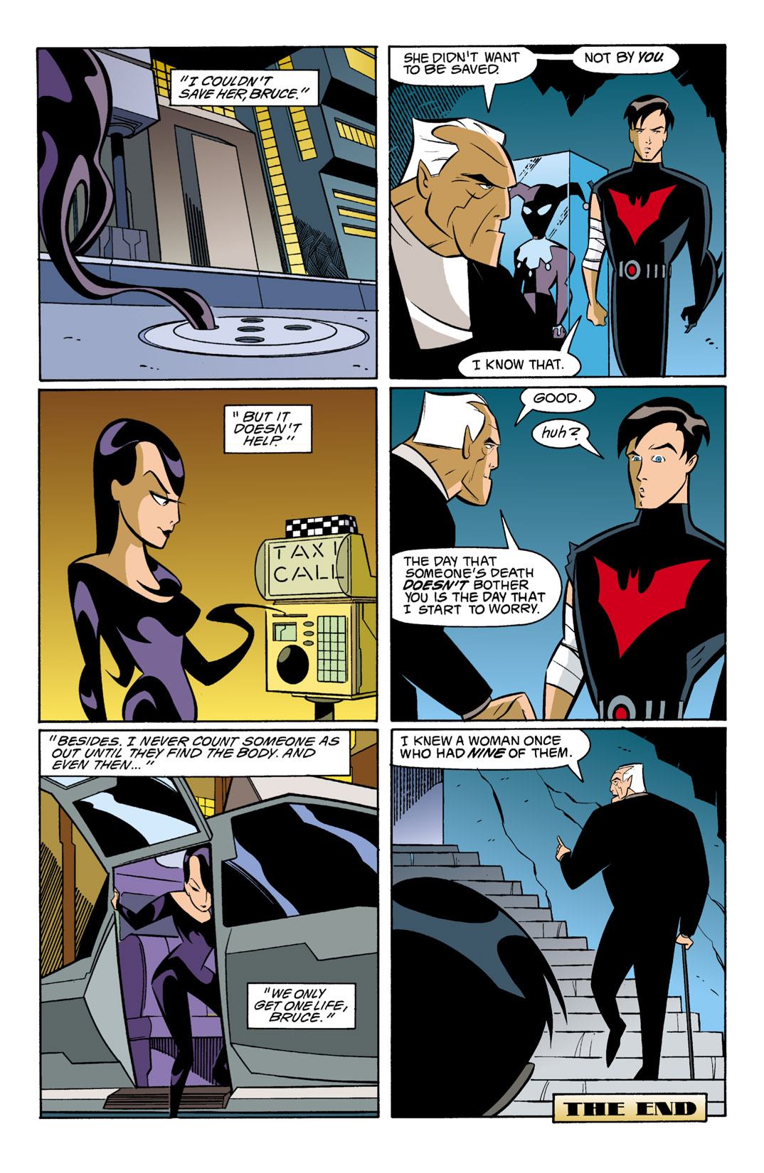 Batman Beyond [II] Issue #2 #2 - English 23