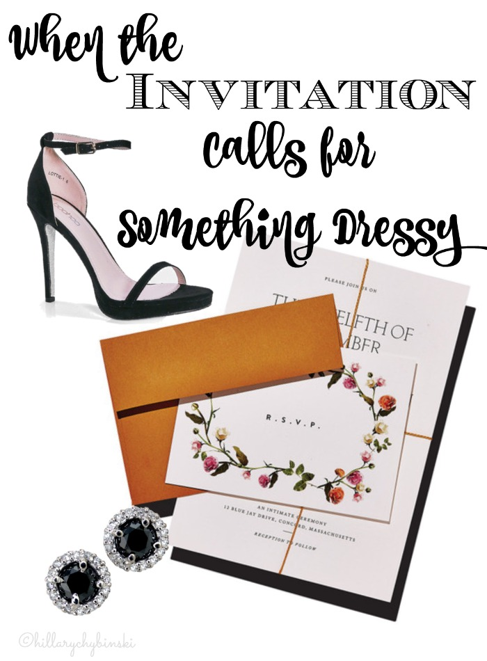 Ideas and Inspiration for what to wear to weddings, cocktail parties and special events.