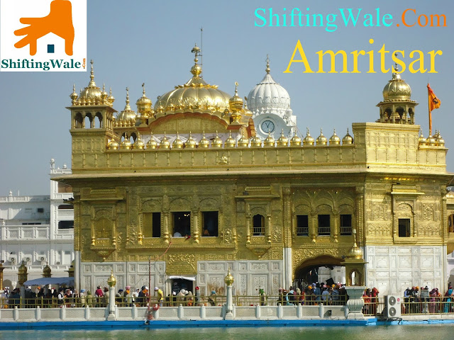 Packers and Movers Services from Gurugram to Amritsar, Household Shifting Services from Gurugram to Amritsar