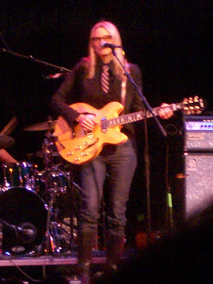 Aimee Mann at Town Hall Saturday.