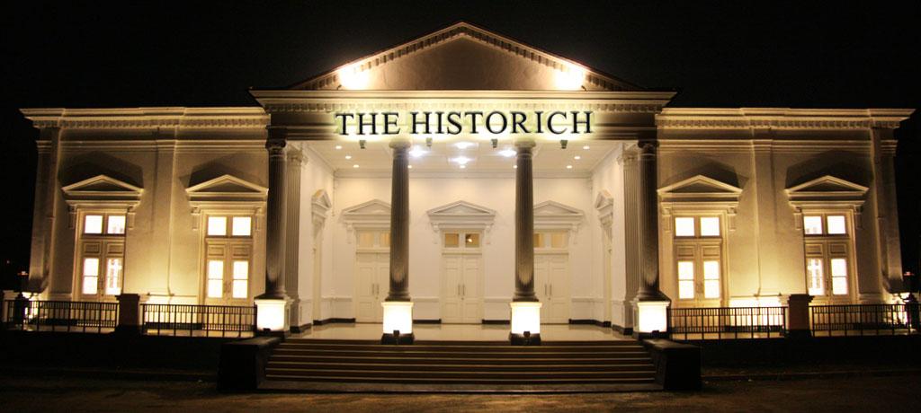 the historich | 41studio