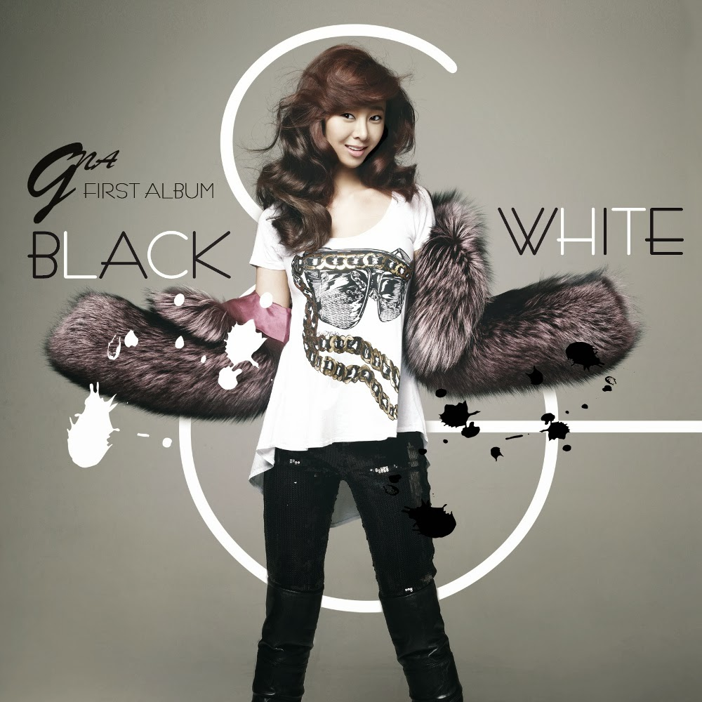 G.NA – Black & White (ITUNES PLUS AAC M4A)