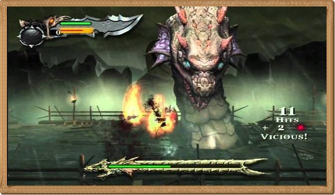 God of War 1 PC Games Gameplay