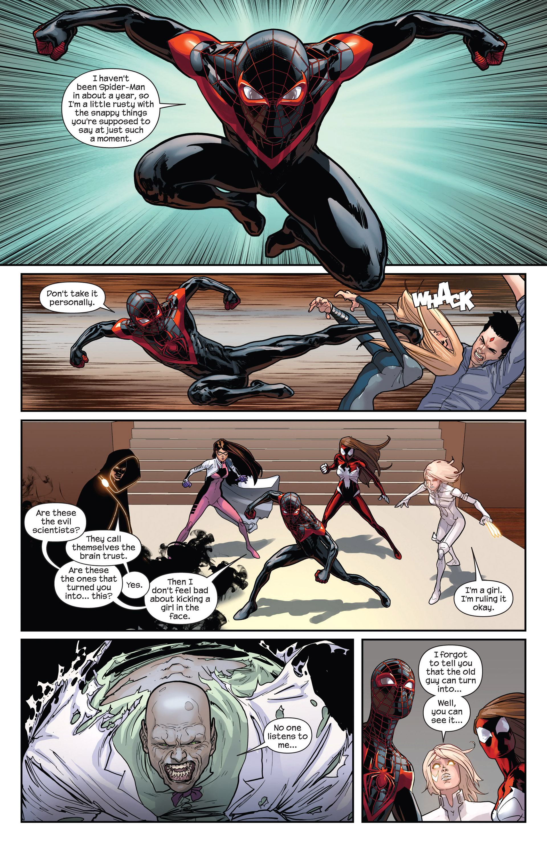 Read online Ultimate Comics Spider-Man (2011) comic -  Issue #28 - 15