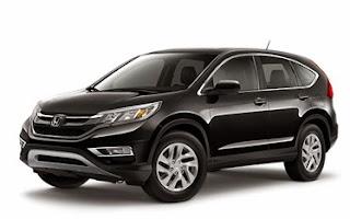 Rental Mobil Bulanan Honda CRV Jakarta