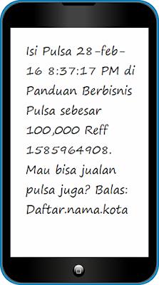Arti, Fungsi dan Contoh SMS Buyer / SMS End User