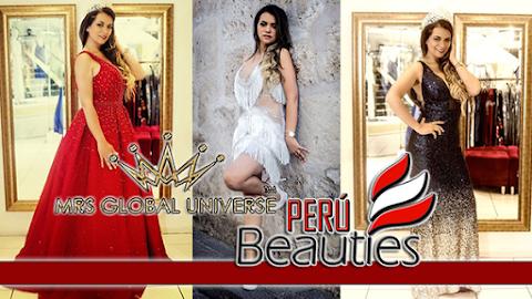 Gabriela Delgado Silva es Mrs Peru Global Universe 2019