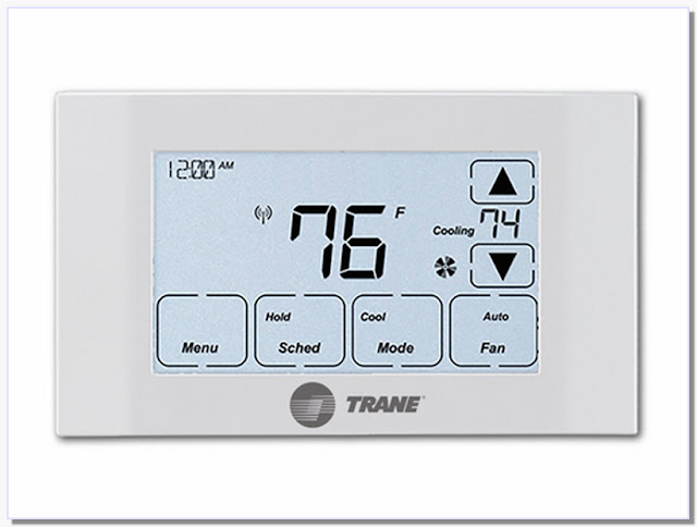 Wink Trane Thermostat