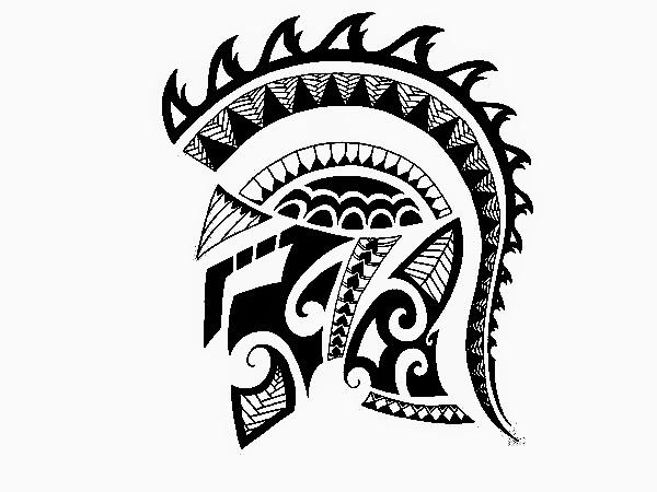 Griffe tattoo tattoo maori e tribal s as top mlk for Ragnar head tattoo stencil