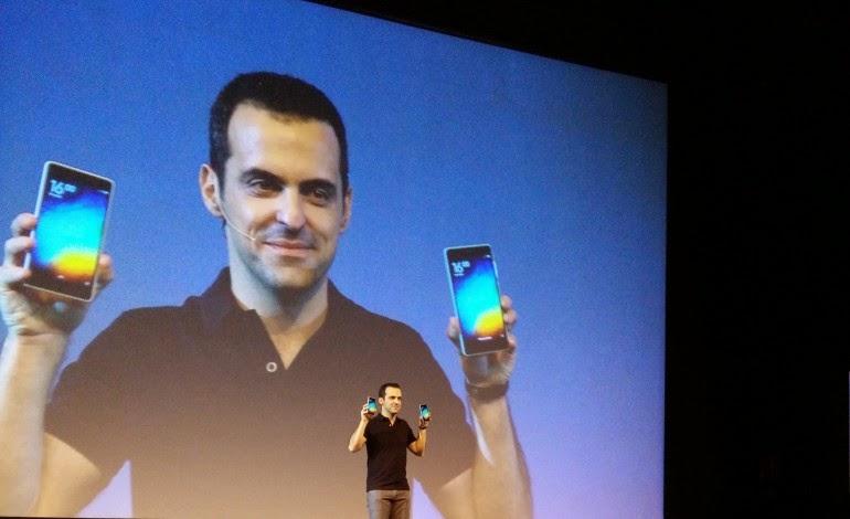 Xiaomi MI4i teardown