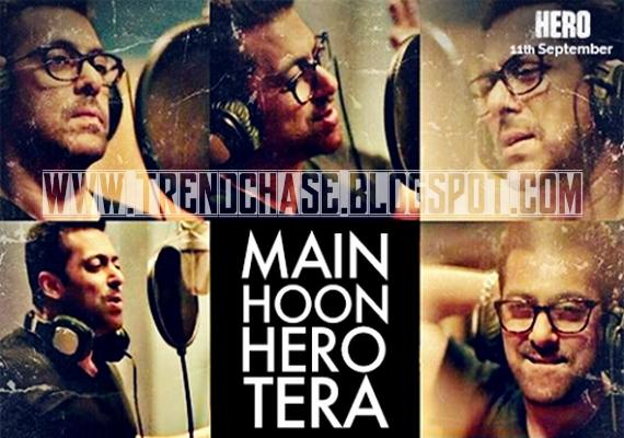ALL IN 1: Main Hoon Hero Tera - Hero Lyrics With English Translation