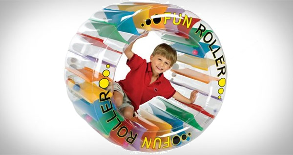 Fun Roller - Human (kids) Hamster Wheel