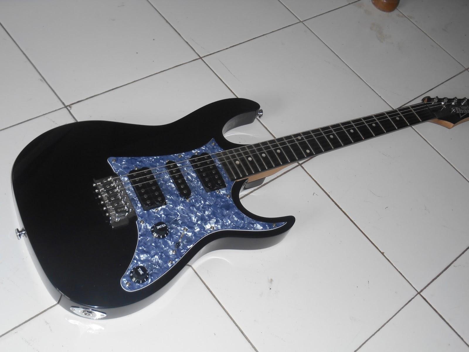 review gitar listrik ibanez gio grx55p serba gampang dot