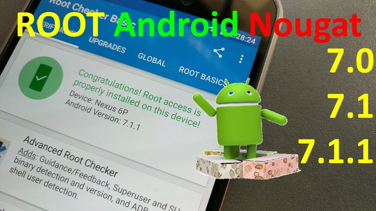 Android nougat 7 1 1 apk download | How to Root Android 7 1 1 Nougat