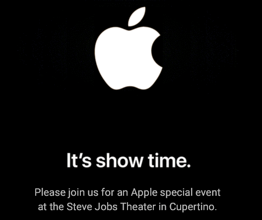 it's showtime: Apple to Announce its New Apple TV Service on March