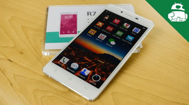 Salah satu smartphone besutan Oppo yang mengusung spesifikasi mewah ialah Oppo R7. Sebuah smartphone premium papan atas ini akan menjadi pesaing tangguh smartphone besutan ASUS, Samsung, dan Sony