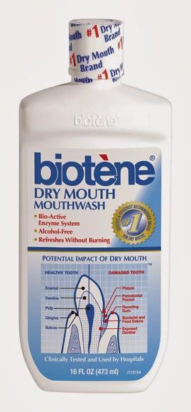Reasonably Well: Biotene Formulation Changes