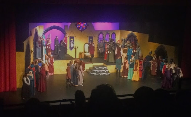 "MTHS Spring Musical ""Once Upon a Mattress"""