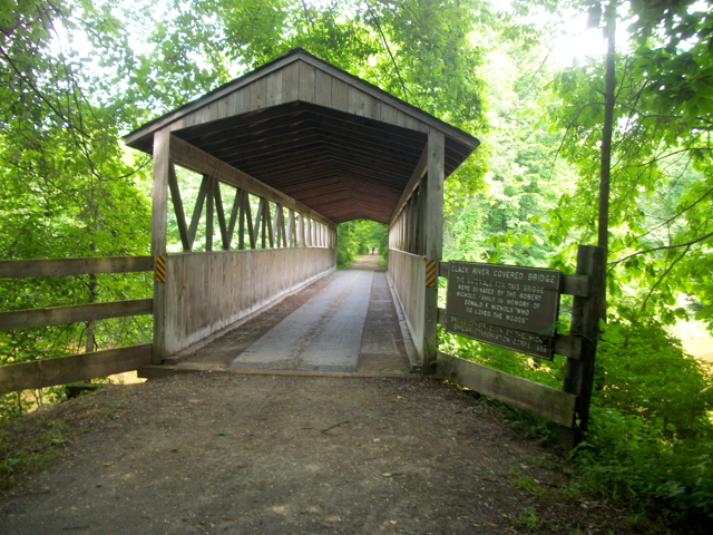 Chuck S Adventures Biking Michigan S Kal Haven Trail