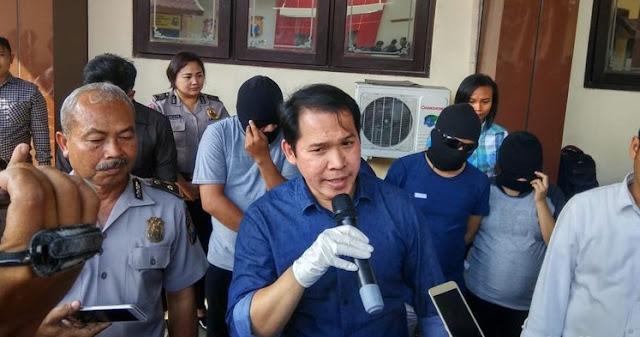 Polisi Gerebek Pesta Tukar Pasangan, Salah Satunya Sedang Hamil