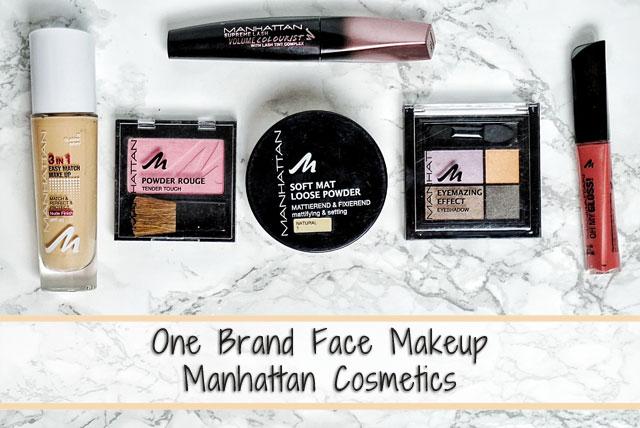 One Brand Makeup Manhattan Cosmetics