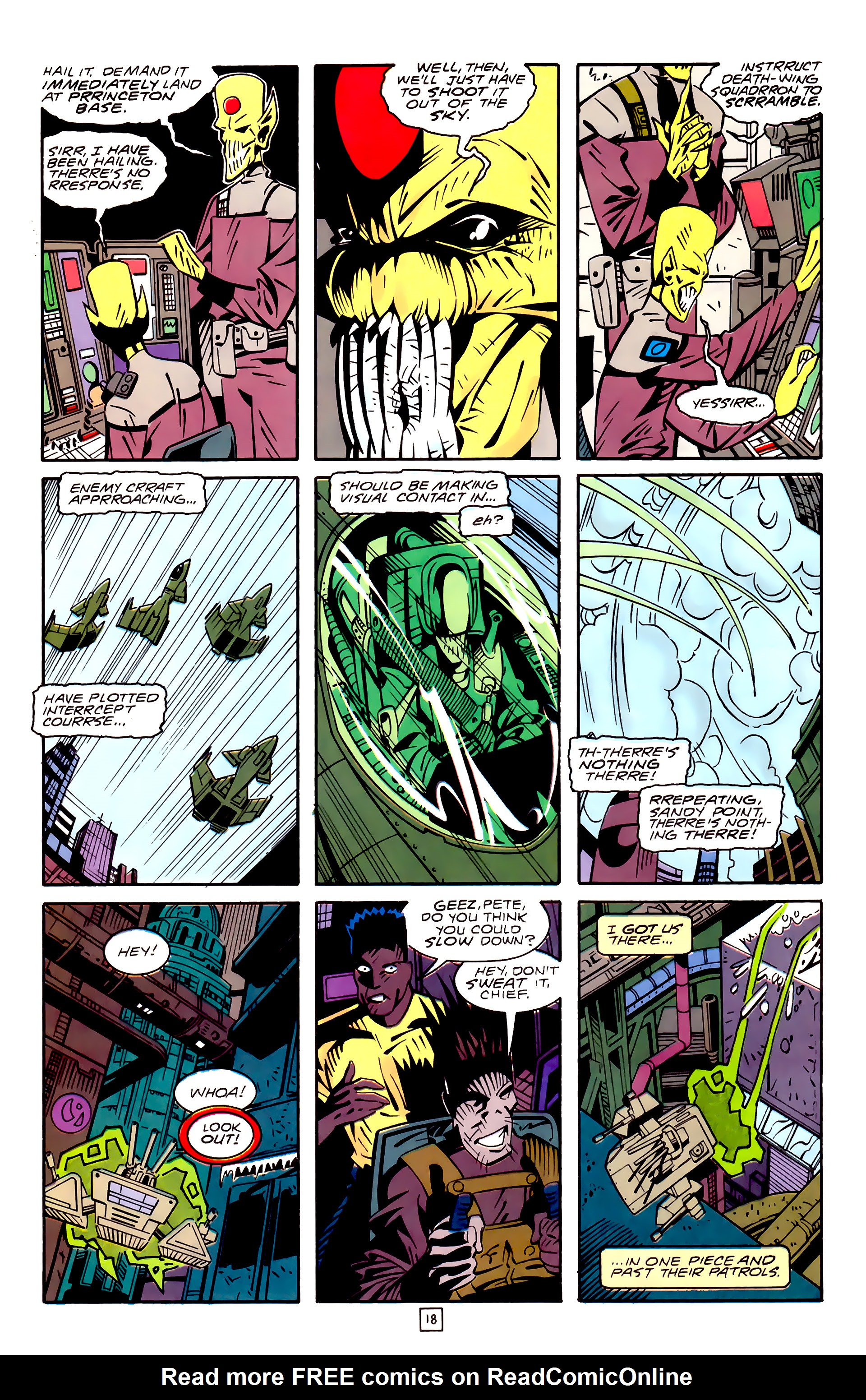 Legion of Super-Heroes (1989) 32 Page 18