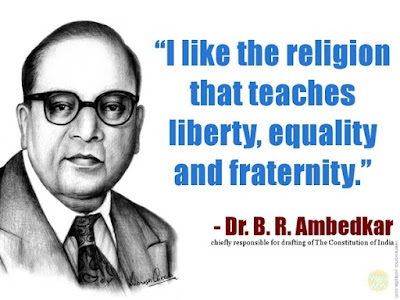 Dr.B.R.ambedkar quotes