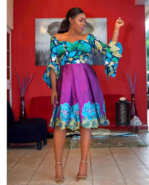 Beautiful Ankara Styles For Church, latest ankara styles for church service, modest ankara styles for church, beautiful church service ankara styles, classic ankara for church styles, ankara designs you should wear to church